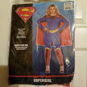 Supergirl Girl Plus 18/20 costume